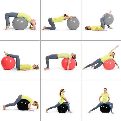 45 cm Exercice Stabilité Fitness Ballon Gym