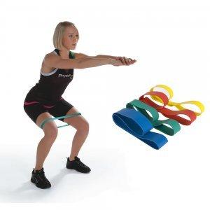 Choisir des bandes lastiques de r sistance forme 3f for Elastique musculation